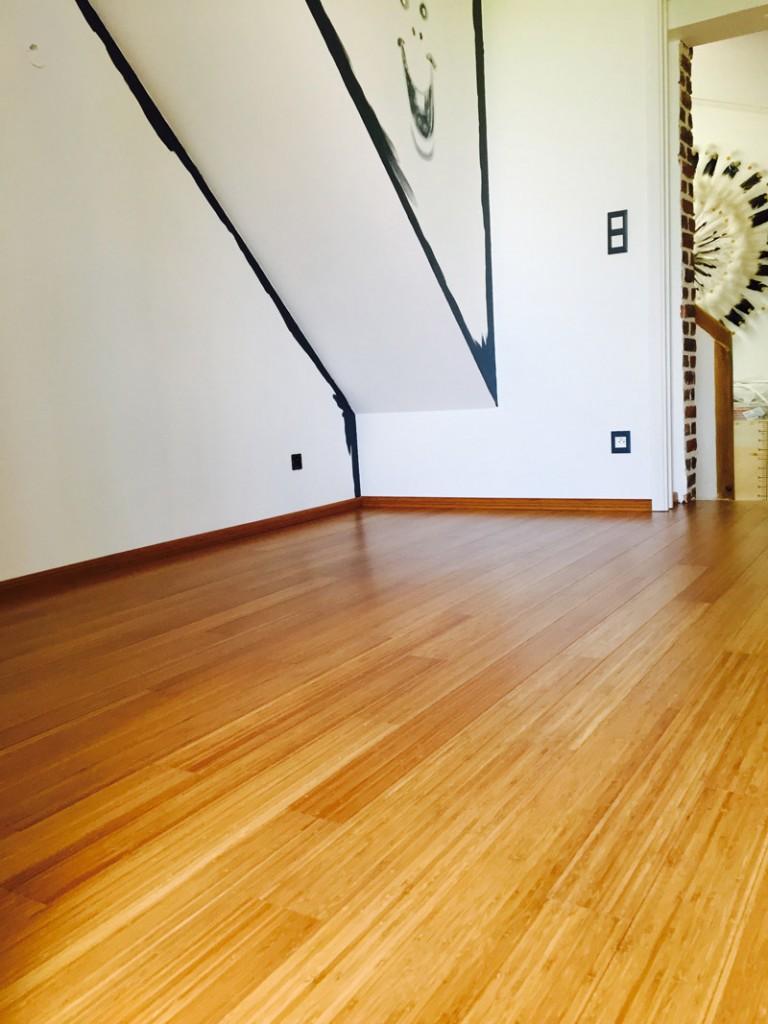 parquet bambou salle de bain salle de bain parquet bambou free previous next with plancher. Black Bedroom Furniture Sets. Home Design Ideas