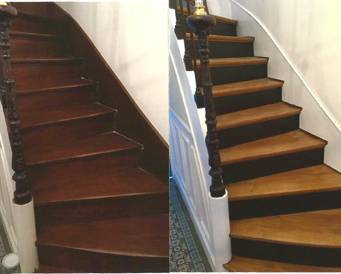 Renovation Escalier Aisne